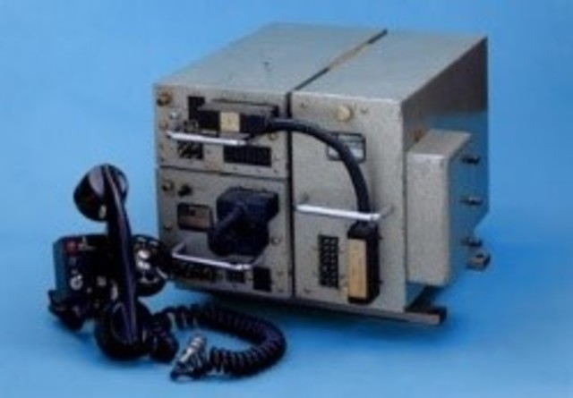 Mobile Telephone System A (MTA) phone