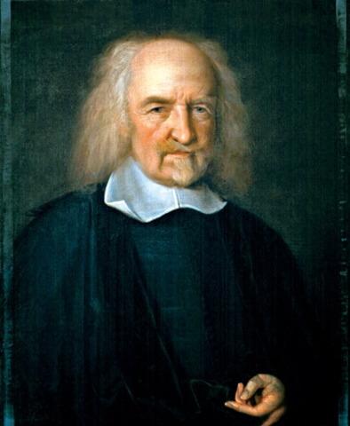 Thomas Hobbes- Leviation