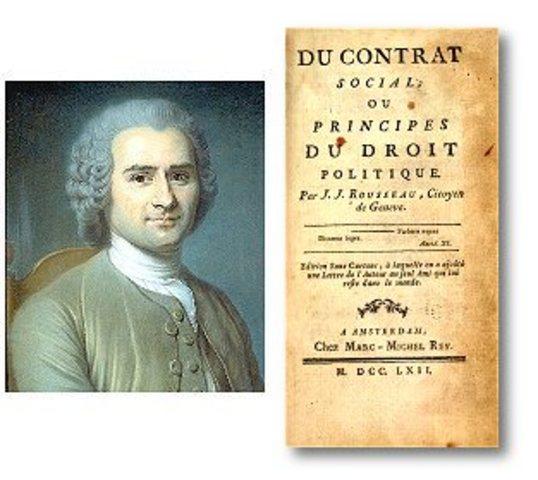 Jean Jaque Roousseau-The Social Contract