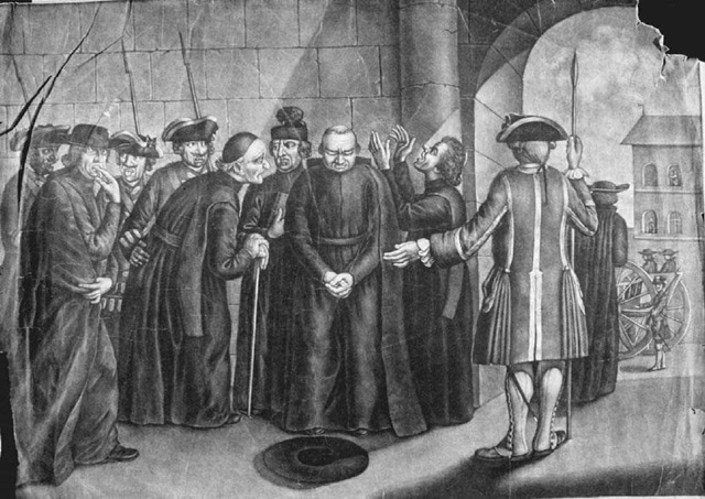 The Jesuits are Expelled from Spain