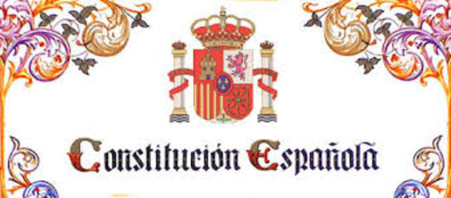Firts Spanish Constitution