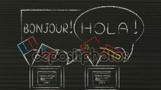 Aprovechamiento de las Apps en Idiomas