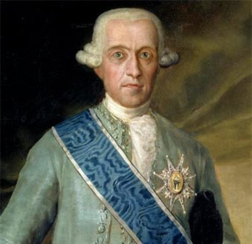 The Count of Floridablanca