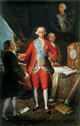 Count of Floridablanca (sources)