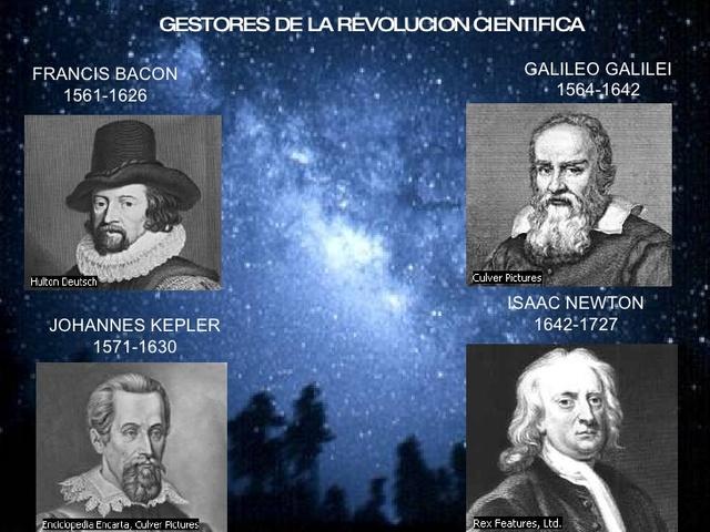 Primera revolución científica