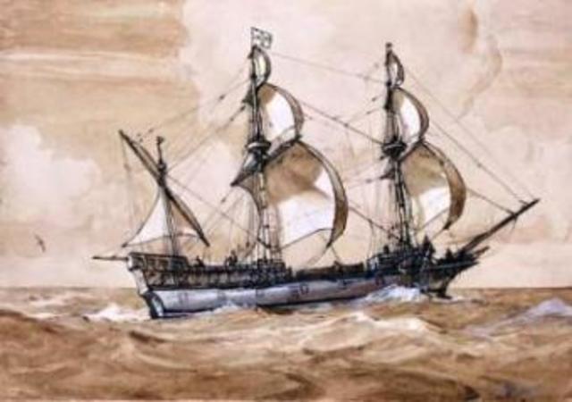 Expediciones maritimas