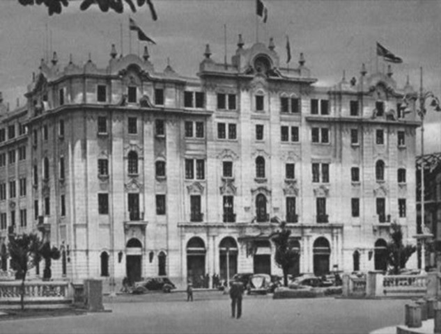 La evolucion del hotel