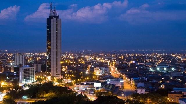 EVENTOS IMPORTANTES COMO LOS JUEGOS PANAMERICANOS DE CALI