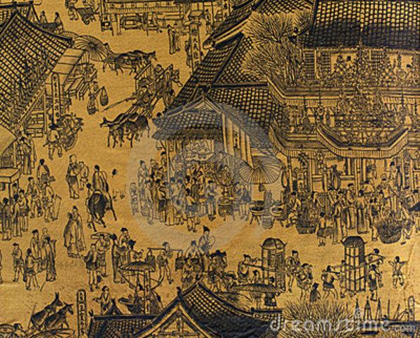 Dinastía Tang- Antigua China