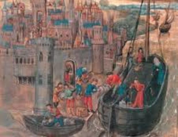 Venecia-Época Medieval