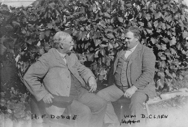 H. F. Dodge, H.G. Roming y W. A. Shewhart