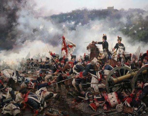 Batallas de Vitoria y San Marcial
