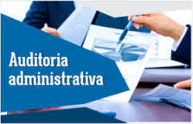 Surge término de Auditoria Administrativa