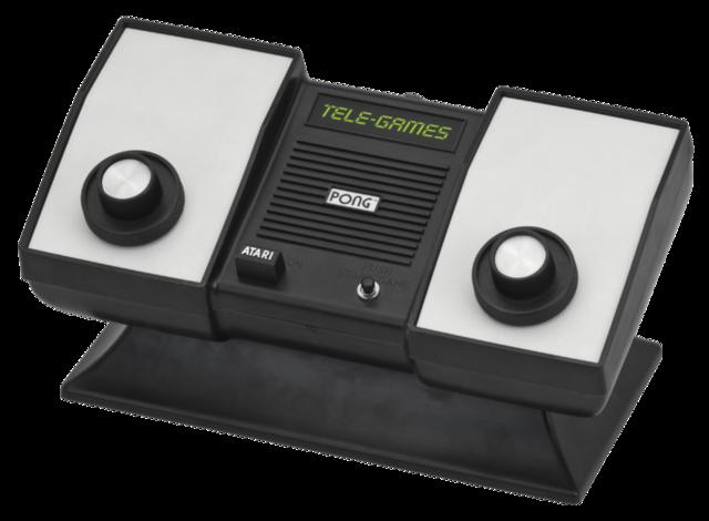 The Atari PONG