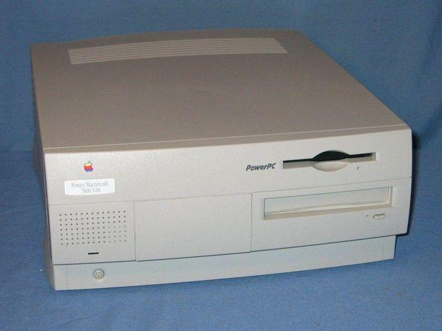 Power Macintosh 7600