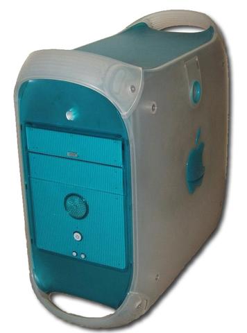 Power Macintosh G3 (Blue & White)