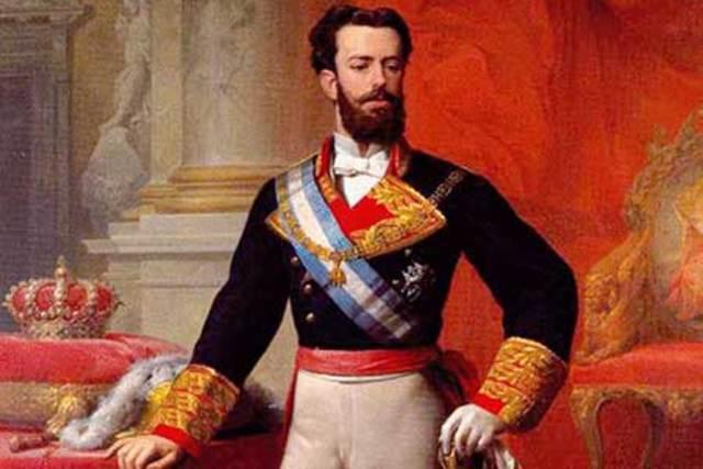 Proclamación de Amadeo I como rey