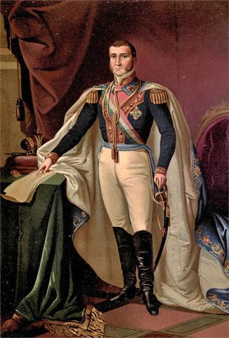 1° Imperio Mexicano