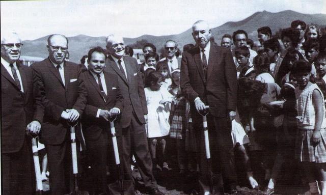 1922 Centro de capacitación en México, Brasil y Chile