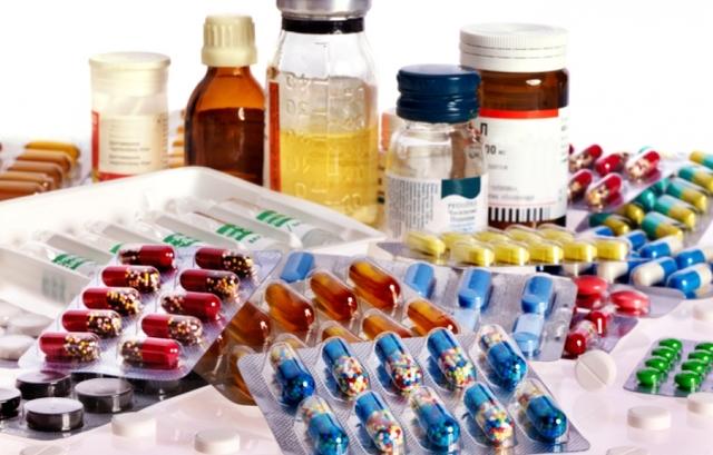 1977 Lista oficial de Medicamentos