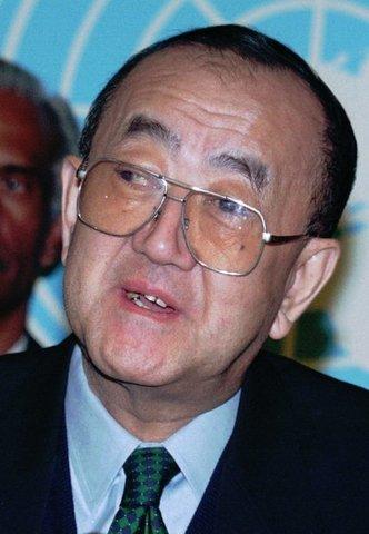 1988 Cuarto director general de la salud