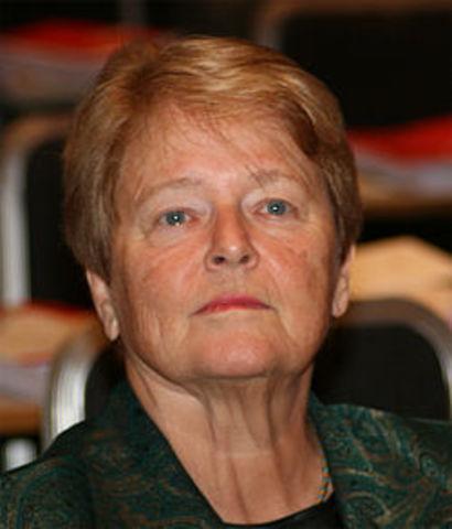 1998 Quinta directora general de la salud