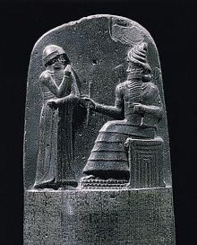 Código de Hamurabi 300a.C