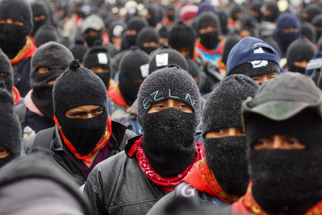 Movimiento Zapatista