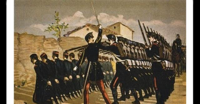 Sublevación del cuartel de San Gil