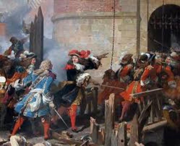 Guerra contra francia