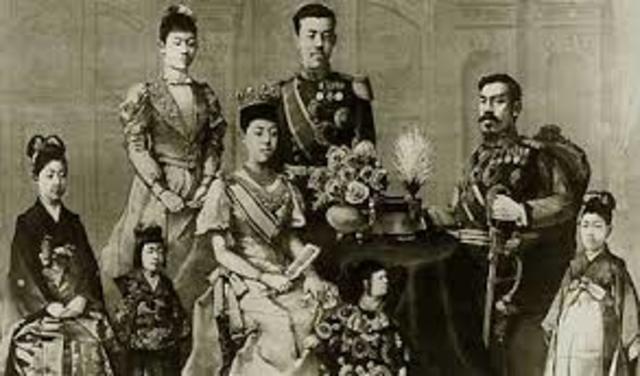 El Japón Meiji