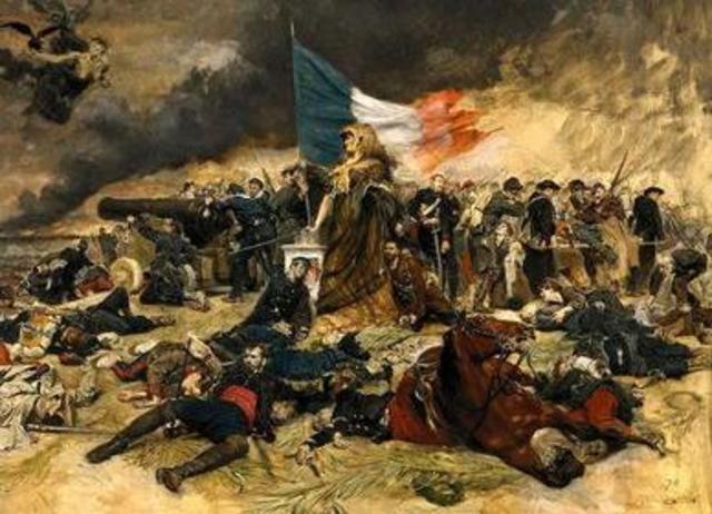 La guerra contra Francia