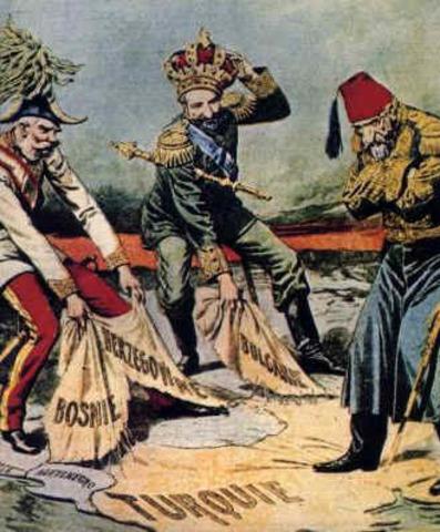 Crisis de los Balcanes