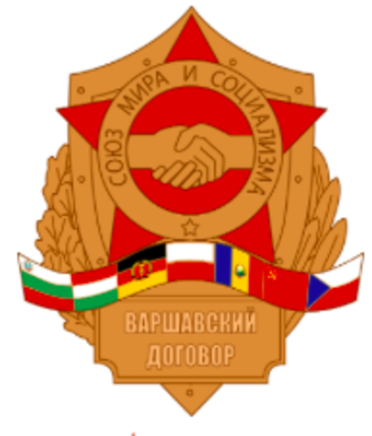 Warsaw Pact (Ends in 1991)