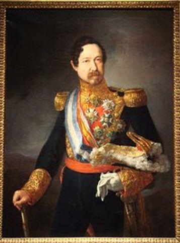 RAMÓN MARÍA NARVÁEZ(1800-1868)