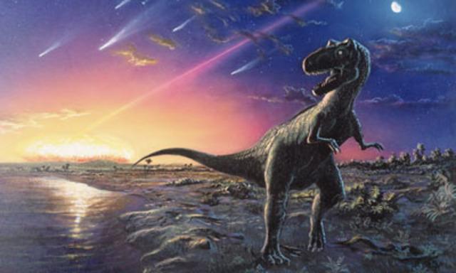 Cretaceous 136-65 M