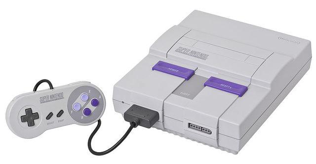 The Super NES