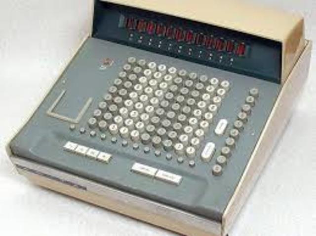 Invención de la calculadora automática