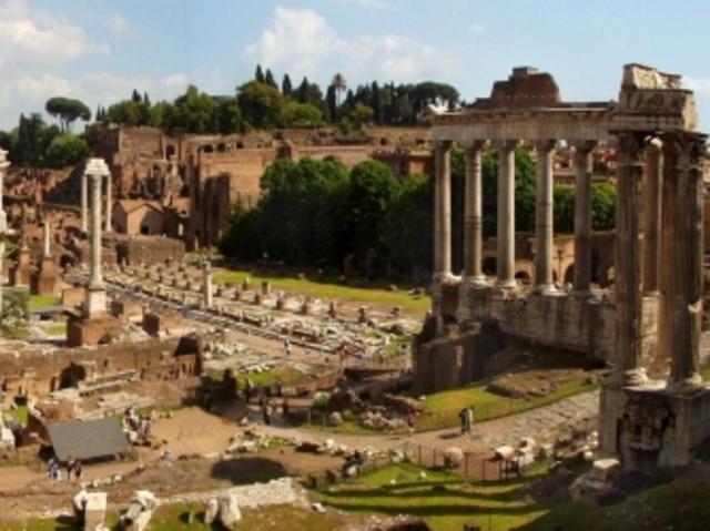 Rome Begins