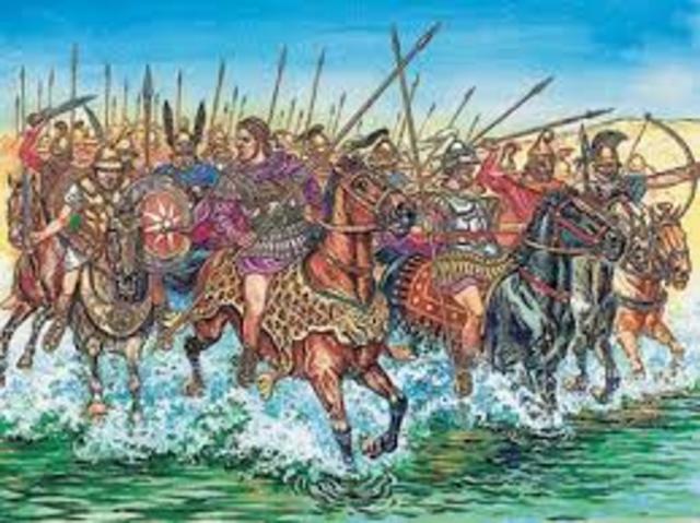 Rome Threats Conquered