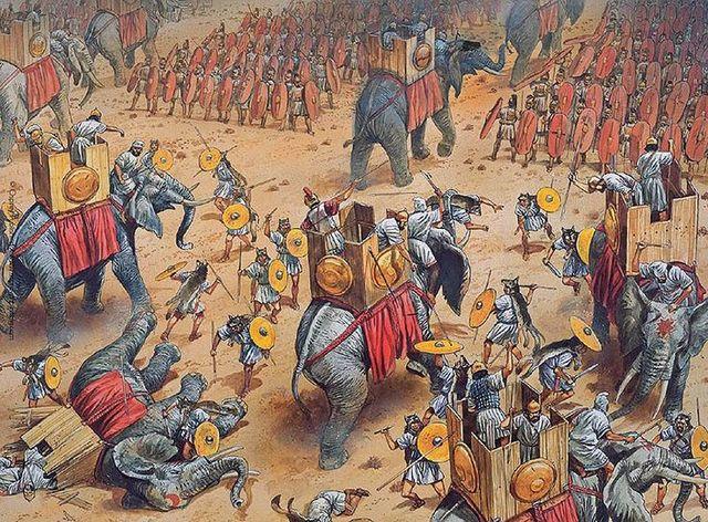 Second Punic War - Battle of Zama