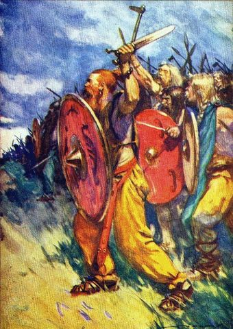 Barbarian Tribes