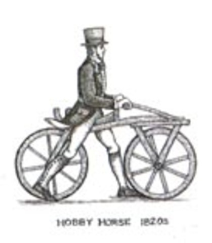 Karl Drais invented the Velocipede.