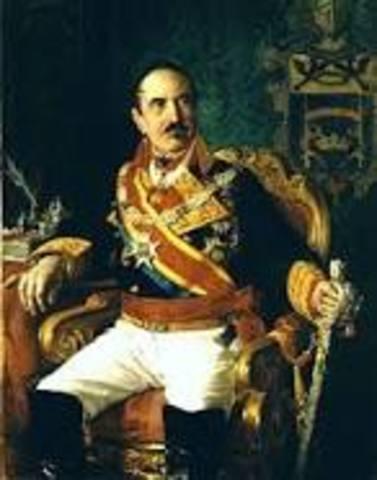 Regencia de Espartero (1840-1844)