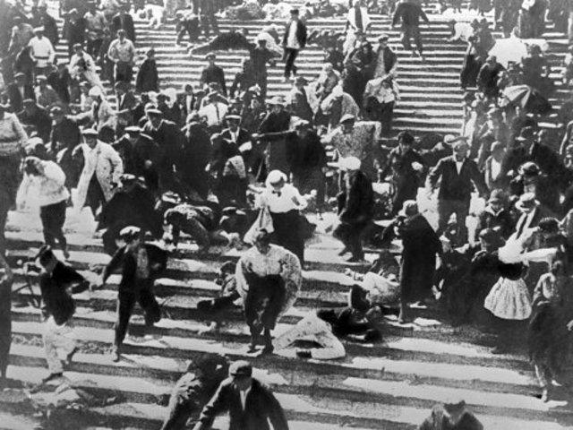 La Revolución rusa de 1905