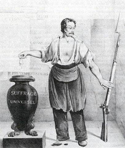 """""""L'urne et le fusil"""""""