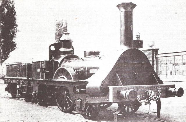 Ley de Ferrocarriles de 1855