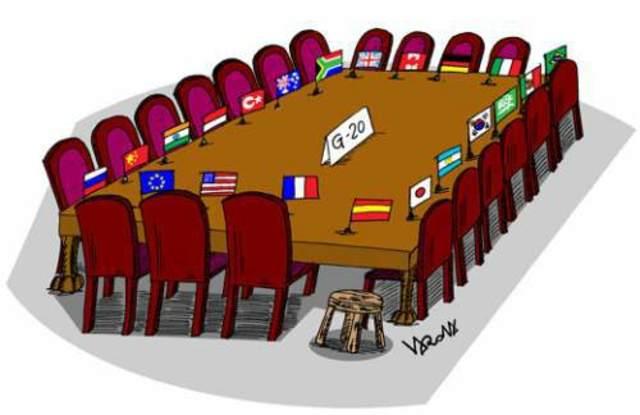 La política internacional