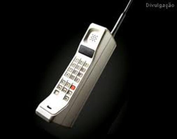 Primer Teléfono Móvil (E.U.)