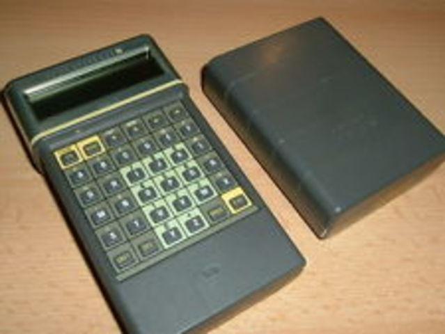 Psion Organizador I